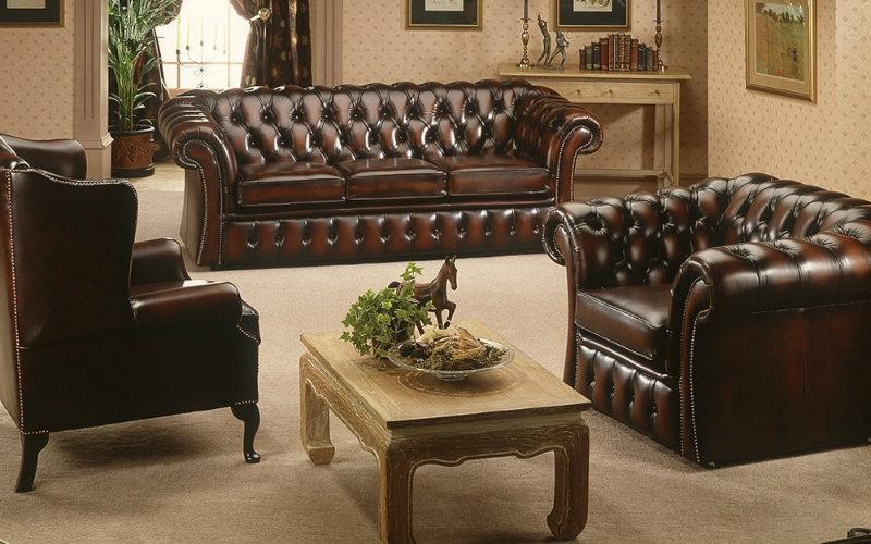 harga sofa mewah chesterfield