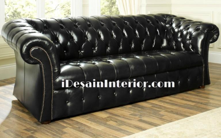produsen sofa kulit asli genuine leather