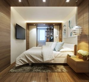 desain kamar tidur mungil 06