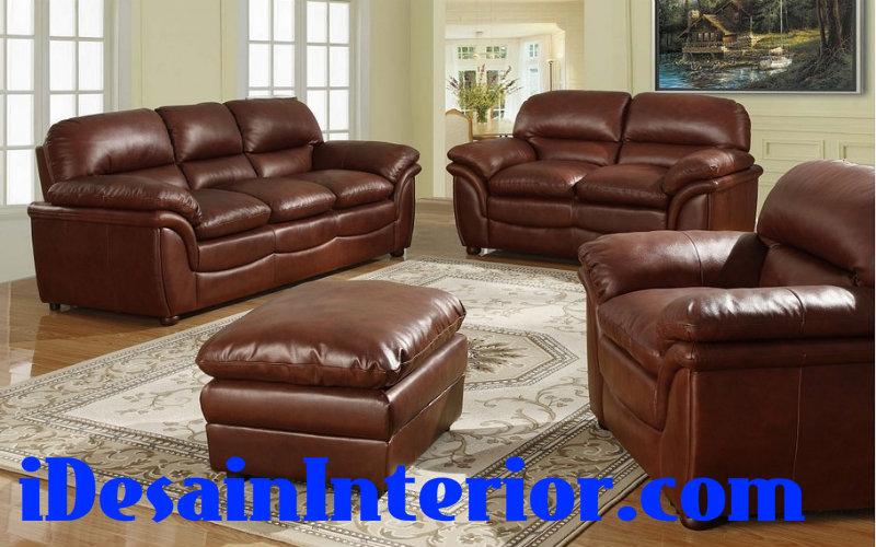 harga sofa kulit asli jual genuine leather di jakarta
