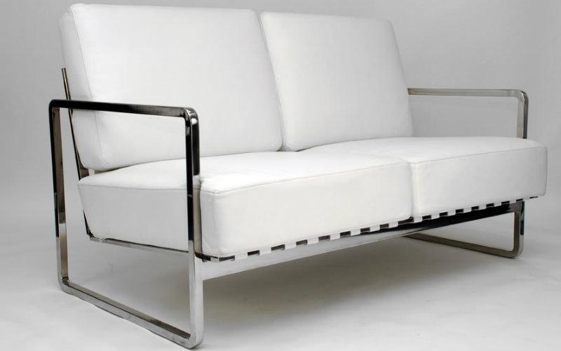 harga sofa kulit asli warna putih