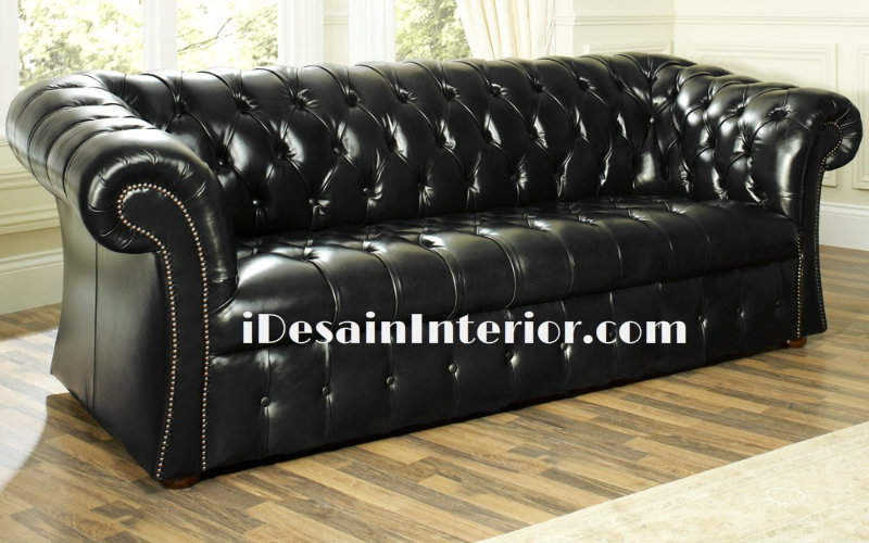 produsen sofa kulit asli genuine leather