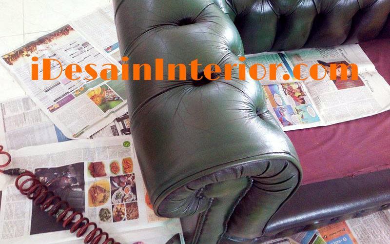 ganti kulit sofa di tangerang bintaro bsd serpong karawaci